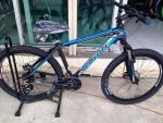(หมด)จักรยานเสือภูเขา Coyote รุ่น Explore สีดำน้ำเงิน