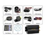 GPS Tracking TK103B Full option ติดตามรถหาย ทางมือถือ/tablet/note book  สินค้าใหม่