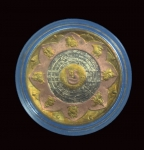 เหรียญจตุคามรามเทพ สถาบันพยากรณ์ศาสตร์ หลังเทวดาพระเสาร์ (N21800)