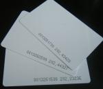 อาร์ตมีเดีย คีย์การ์ด บัครพร็อกซิมิตี้ บัตรทาบรหัส พื้นบัตรสีขาวพิมพได้