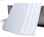 อาร์ตมีเดีย บัตรพลาสติกเปล่าสีขาว พิมพ์บัตรได้