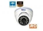 WAI13002  AHD Dome 720P Image (LENS 4 MM.) ราคา 1,950 ไม่รวม VAT
