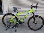 จักรยานเสือภูเขา Trinx รุ่น K036(M036) สีเขียว