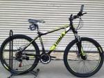 จักรยานเสือภูเขา Trinx รุ่น K036(M036) สีดำเขียว