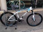 จักรยานเสือภูเขา Trinx รุ่น K036(M036) สีขาวฟ้า