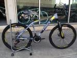 จักรยานเสือภูเขา Trinx รุ่น K036(M036) สีเทา