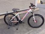 จักรยานเสือภูเขา MIR รุ่น ALPHA สีขาวแดง