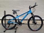 จักรยานเสือภูเขา TrinX รุ่น M134 รุ่นใหม่ ปี 2016 สีฟ้า