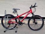 จักรยานเสือภูเขา TrinX รุ่น M134 รุ่นใหม่ ปี 2016 สีแดง