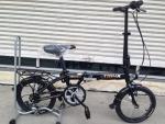 (หมด)จักรยานพับได้ Trinx รุ่น KA1606 ล้อ 16 นิ้ว