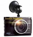 กล้องติดรถยนต์ FULL HD จอ3.0' big size screen เลน์มุมกว้าง 170 องศา พร้อมฟังก์ชั
