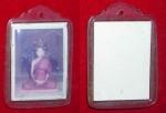 รูปถ่ายขนาดห้อยคอหลวงปู่ธรรมรังษี วัดพระพุทธบาทพนมดิน สวย