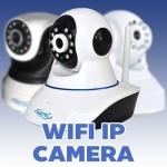 กล้องวงจรปิดไร้สาย Fujitel T9813 IP camera