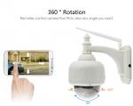Vstarcam ทรงโดม รุ่น C7833WIP-4x (ZOOM 4x Optocal) IP Camera P2P HD Wifi   หมุนได้