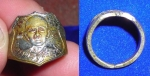 แหวนหลวงพ่อสาร์ วัดบ้านแต้ สวย (ขายแล้ว)