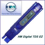 เครื่องวัดคุณภาพน้ำ ความเค็มน้ำ (TDS) HM EZ ช่วงค่า 0-9990ppm ใช้วัดคุณภาพน้ำทาง