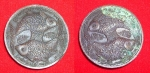 เหรียญปลาตะเพียนหลวงพ่อทองดำ วัดถ้ำตะเพียนทอง สวย
