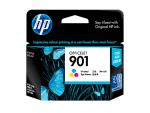 HP 901 ตลับหมึกอิงค์เจ็ท สีดำ Black Original Ink