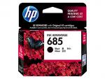 HP 685 ตลับหมึกอิงค์เจ็ท สีดำ Black Original Ink