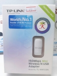 Wireless USB Adapter TP-LINK (TL-WN723N) N150 Mini