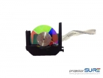 Projector Color Wheel.6E.14801.001(QISDA-102398665)