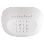 CG-A9 ราคา 4,900.- กันขโมยไร้สาย PSTN/Keypad Alarm System รับประกัน 2 ปี ราคาไม่
