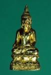 3839 พระไพรีพินาศ วัดสละบาป สิงห์บุรี กระหลั่ยทอง ขนาดความสูง 3 เซนติเมตร   7