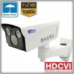 WVI012-4 ราคา 1,650.- 1/2.9' CMOS SENSOR 720P ความละเอียด 1.0 Megapixel HD-CVI W