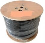 สาย Coaxail RG-59 ชีลด์ 95% CCS 100% ความยาว ม้วนละ 300/500 เมตร