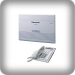 โปรโมชั่น ตู้สาขาโทรศัพท์ KX-TEM 824BX ขนาด 6 สายนอก 16 สายใน ราคาพิเศษ 21.500.-