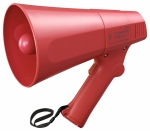 ER-520S(10W max.) Hand Grip Type Megaphone with Siren ราคา 2,010.-