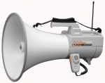 ER-2215W Shoulder Type Megaphone with Whistle ราคา 2,580.-