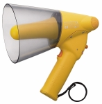 ER-1206W (10W max.) Splash-proof Hand Grip Type Megaphones with Whistle ราคา 3,9