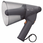 ER-1206 (10W max.) Splash-proof Hand Grip Type Megaphones ราคา 3,770.-