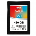 Silicon Power S60 480GB 2.5' Solid State Drive