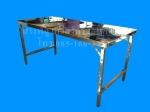 โต๊ะพับขาสวิงสแตนเลส JK-205