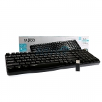RAPOO USB Wireless Keyboard (KB-E1050-BL) Black