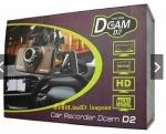 กล้องติดรถยนต์ Dcam D2 คมชัดระดับ Full hd เห็นชัดทั้งกลางวัน กลางคืน สินค้าใหม่