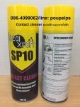ฝ่ายขาย ปูเป้0864099062 line:poupelpsสินค้าSP10 Contact Cleaner สเปรย์ทำความสะอา
