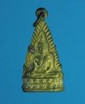 5451 เหรียญหลวงพ่อจันทิมา วัดช่องลม จังหวัดเเพร่ กระหลั่ยทอง 57