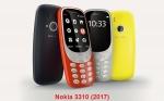 NOKIA 3310 [ปี2017] มือถือปุ่มกดทรง Nokia คลาสสิค