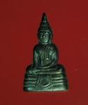 6031 พระกริ่งหลวงพ่อหิน วัดทองแท่ง ลพบุรี ปี 2547 เนื้อทองแดงรมดำ 7