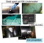 ฝ่ายขาย ปูเป้0864099062 line:poupelps สินค้าSeal X pert PS106 Underwater อีพ็อกซ