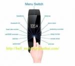 นาฬิกา สุขภาพอัจฉริยะวัดHR สำหรับเชื่อมต่อมือถือ iOS Android สินค้าใหม่