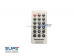 Remote Projector Panasonic