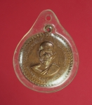 7778 เหรียญหลวงพ่อสนธิ์ วัดอรัญญานาโพธิ์ นครพนม ปี 2519 เนื้อทองแดง 37