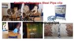 ฝ่ายขาย ปูเป้0864099062line:poupelps สินค้าSeal x pert Stainless Steel Pipe Clip