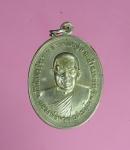 8866 เหรียญหลวงพ่อหวล วัดวชิรธรรมวราราม เพชรบุรี ปี 2552 เนื้ออัลปาก้า 55