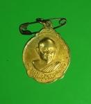 9659 เหรียญหลวงพ่อสมชาย วัดเขาสุกิม จันทบุรี ปี 2528 กระหลั่ยทอง 24