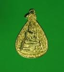 10659 เหรียญหลวงพ่อวัดไร่ขิง นครปฐม ปี 2535 กระหลั่ยทอง 36